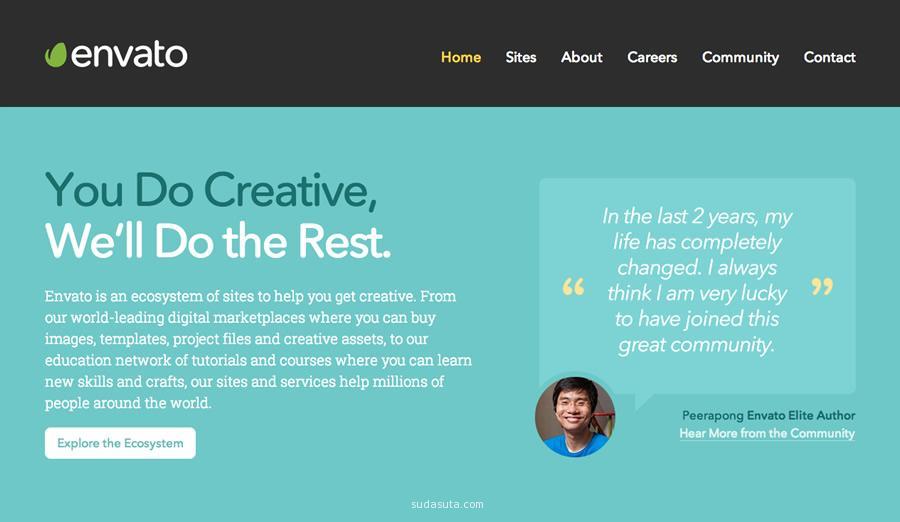创意网站设计 扁平化趋势 网页截图 扁平化设计 扁平化 创意网站 Metro